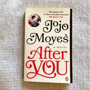 4/$25 - After You by Jojo Moyes Paperback Book